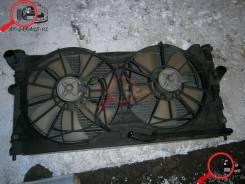 Радиатор охлаждения двигателя. Toyota Celica, ZZT230, ZZT231