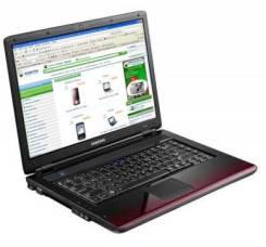 Samsung R510. 15.6дюймов (40см), 1,3ГГц, ОЗУ 2048 Мб, диск 160 Гб, WiFi, Bluetooth, аккумулятор на 1 ч.