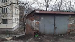 Гаражи капитальные. улица Невская 1, р-н Столетие, 20 кв.м., электричество, подвал. Вид снаружи