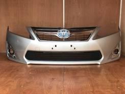 Бампер передний Toyota Camry hibryd 50 Япония оригинал б/п h2956