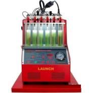 Тестирование и ультрозвуковая очистка бензиновых форсунок