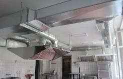 Монтаж и изготовление систем вентиляций.
