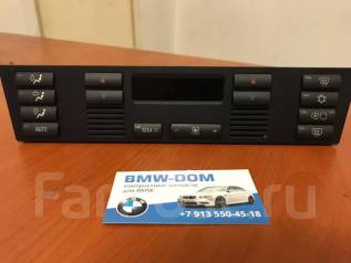 Блок управления климат-контролем. BMW 5-Series, E39