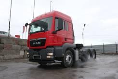MAN TGS. Седельный тягач 26.440 6X4 BLS кабина LX (высокая), 10 520куб. см., 65 000кг., 6x4