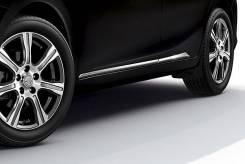 Накладка на дверь. Nissan Tiida, C13 Двигатель HR16DE