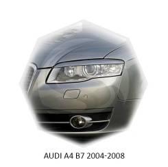 Накладка на фару. Audi A4, 8E5, 8EC, 8ED, 8H7, 8HE, 8K2, 8K5, 8W2, 8W5, B7 Двигатели: AKE, ALT, ALZ, AMB, ASB, ASN, AUK, AVB, AVF, AVJ, AWA, AWX, AYM...