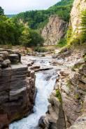Водопады и пороги реки Милоградовка. 1-2 сентября !