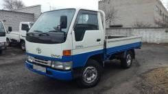 Toyota Dyna. 4WD, дизель борт 1,5 тонны, 2 800куб. см., 1 500кг.