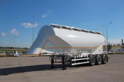 Katmerciler. Цементовоз алюминиевый 30 м3, 40 000кг.
