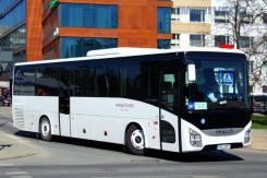Iveco. Новый междугородный / туристический автобус Crossway, 7 790куб. см., 51 место. Под заказ