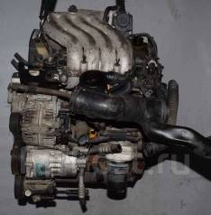 Двигатель в сборе. Volkswagen Bora Volkswagen New Beetle Volkswagen Golf Двигатель AQY