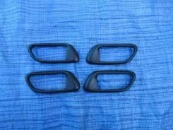 Накладка на ручку двери внутренняя. Subaru Forester, SG, SG5, SG6, SG69, SG9, SG9L