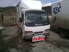 Isuzu Elf. Продается грузовик Isuzu ELF кат В.1999 г, 3 100куб. см., 1 500кг.