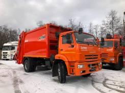 Коммаш КО-440В. Продаю мусоровоз с задней загрузкой, КО-440В, 19м3, 6 700куб. см.