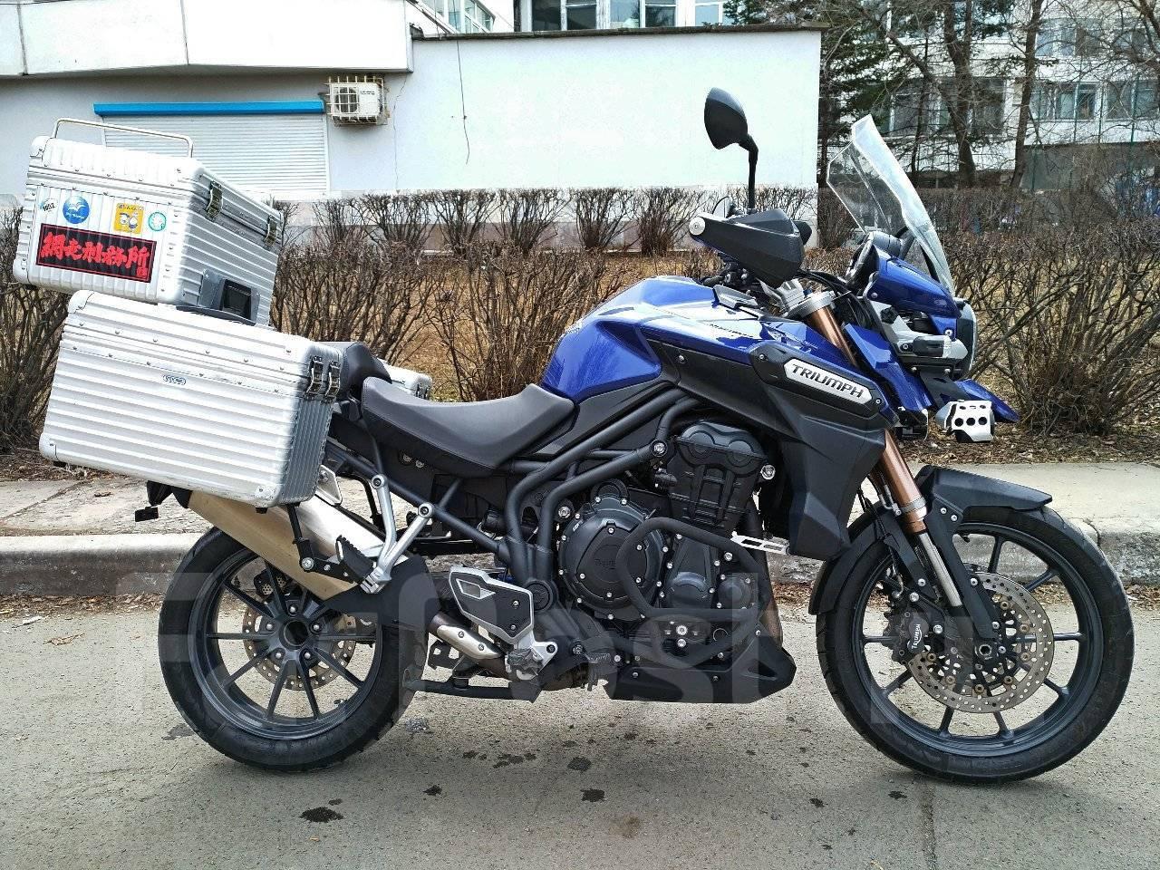 купить мотоциклы Triumph во владивостоке цены на новые и бу мотоциклы