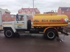 ГАЗ 3307. Продается бензовоз топливозаправщик на базе , 4 250 куб. см., до 3 т