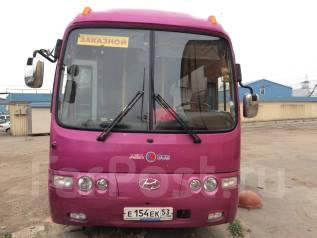 Hyundai Aero Town. Продам Автобус , 7 545 куб. см., 35 мест