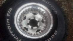 Centerline Wheels. 8.5x15, 6x139.70, ET-25