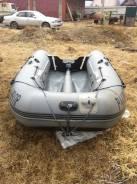 Посейдон Антей. 2009 год год, длина 3,60м., двигатель без двигателя, 25,00л.с., бензин