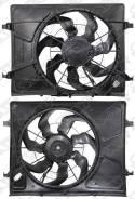 Диффузор. Kia cee'd, ED Двигатели: D4EAF, D4FB, G4FA, G4FC, G4GC. Под заказ