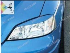 Накладка на фару. Opel Astra, L35, L48 Двигатели: Z13DTH, Z14XEL, Z14XEP, Z16XE1, Z16XEP, Z17DTH, Z17DTL, Z18XE, Z18XER, Z19DT, Z19DTH, Z19DTJ, Z19DTL...