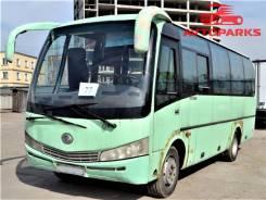 Yutong ZK6737D. Автобус Yutong zk6737d, 3 900 куб. см., 23 места