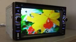 Авто магнитола Универсальная SD TV USB, DVD, MP3 Блютуз 178на100мм. Под заказ