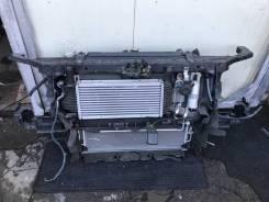Рамка радиатора. Nissan Navara, D40, D40M