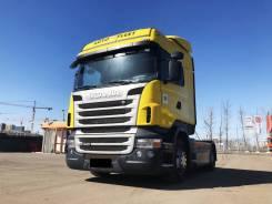 Scania. тягач седельный, 12 740куб. см., 10 292кг.