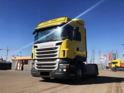 Scania R440. Scania тягач R440, 12 740 куб. см., 10 т и больше