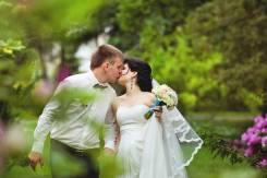 Фотограф 2000 руб/час. Свадебный день 16т. Мини свадьбы от 1,5т рублей