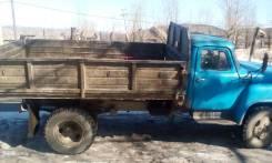 ГАЗ. Продается грузовик газ саз 3507 г. Благовещенск, 4 000куб. см., 7 400кг., 4x2