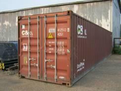 Аренда контейнеров на охраняемой территории