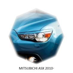 Накладка на фару. Mitsubishi ASX, GA1W, GA2W, GA3W Двигатели: 4A92, 4B10, 4B11