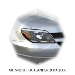 Накладка на фару. Mitsubishi Outlander, CU2W, CU5W, CW4W, CW5W, CW6W, GF2W, GF3W, GF4W, GF7W, GF8W, GG2W Двигатели: 4B11, 4B12, 4G63, 4G69, 4J11, 4J12...