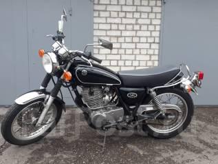 Yamaha SR400. 400 куб. см., исправен, птс, без пробега