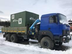 Урал 4320. Продается грузовик с КМУ, 6 650куб. см., 10 000кг.
