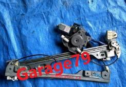 Стеклоподъемный механизм. Nissan Primera, WTP12