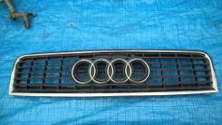 Решетка радиатора. Audi A4 Avant, B6 Audi A4, 8E5, 8EC, 8H7, 8HE Двигатели: AKE, ALT, ALZ, AMB, ASN, AVB, AVF, AVJ, AWA, AWX, AYM, BAU, BCZ, BDG, BDH...