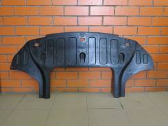 Защита бампера. Kia Rio Hyundai Solaris, HCR Двигатели: G4FC, G4LC