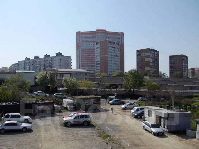 Офис — отличная локация — парковка — круглосуточный доступ. 56кв.м., улица Днепровская 107, р-н БАМ. Вид из окна