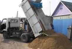 Услуги самосвала 5 т, 20 т, 25 т. Вывоз мусора. Доставка песка, щебня