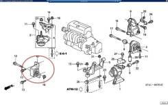 Подушка двигателя HONDA CR-V RD6 K24A
