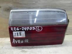 Стоп-сигнал. Nissan Avenir, W10