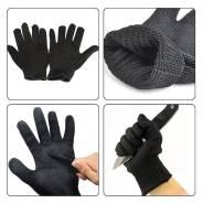 Перчатки кевларовые.