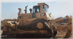 Caterpillar D9R. CAT D9R, 18 000 куб. см., 50 000,00 кг.