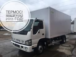 Isuzu NQR. 2011 -75 Абсолютно новый Термос Левый руль! 5т в Новосибирске, 5 200 куб. см., 5 000 кг.