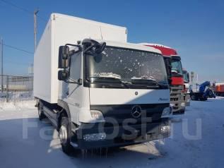 Mercedes-Benz Atego. Фургон изотермический на шасси 1222L, 48 000 куб. см., 11 990 кг.