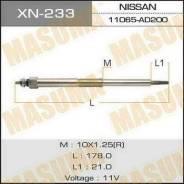 Свеча накаливания MASUMA CP-72 /YD25 (1/10/100) XN-233