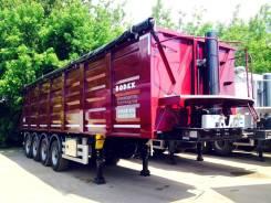 Bodex. Самосвальный полуприцеп 35 Кубов, 39 000 кг.